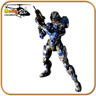 Halo 4 Pak Warrior Play Arts Square Enix