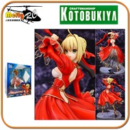 Fate Extra Saber Extra 1/7 PVC Kotobukiya Fate Stay Night
