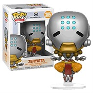 Pop Funko 305 ZENYATTA - Overwatch