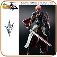 Lightning Returns: Final Fantasy Xiii Play Arts Kai Square