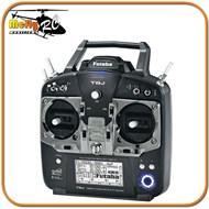 Radio Controle Futaba 8c T8j 8j 2.4ghz S-fhss Sbus R2008sb