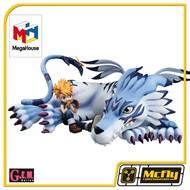 Digimon GEM Garurumon & Yamato Megahouse