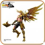 gavião Negro hawkman Play Arts Variant Square Enix DC Comics