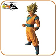 Dragon Ball Z Goku Master Piece Dbz Banpresto