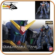 Gundam 1/144 RG #07 RX-178 MK-II Titans Model Kit