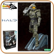 Halo Master Chief Artfx Statue Kotobukiya - 33 Cm Novo