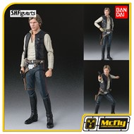S.H.Figuarts Star Wars Han Solo Episodio IV NEw Hope