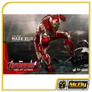 Hot Toys AVENGERS AGE OF ULTRON MARK XLIII Iron Man MMS278D09