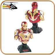 Hot Toys Iron Man 3 Mark Xlii 1/4 - Busto Htb11 Com Luz Led