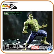 6 Unidades Hulk DTA Dynamic Theather Arts Marvel