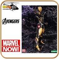 IRON MAN Black MARVEL NOW ARTFX+ STATUE 1/10 Kotobukiya