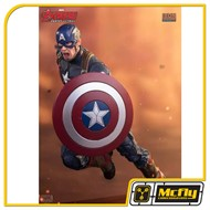Iron Studios Age of Ultron Captain America 1/10 Art Scale