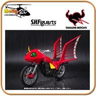 S.H Figuarts Moto Masked Rider Jean Ziegler Kamen Rider Jungler