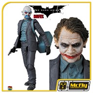 Medicom Mafex Joker Bank Robber 015 Batman The Dark Knight