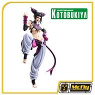 Street Fighter Kotobukiya Juri Bishoujo