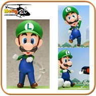 Good Smile Nendoroid Luigi 393 figma Super Mario