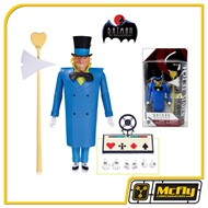 The Batman animated Series- Mad Hatter