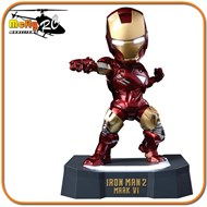 Iron Man 2 Mark Vi Egg Attack Kidslogic Led Homen De Ferro