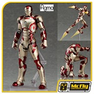 302 Figma Iron Man Mark 42