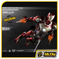 SUPER ALLOY Iron Man 3 Mark 42 1/12 MARK XLII DIECAST