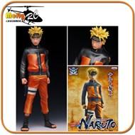 Naruto Uzumaki Master Stars Piece Banpresto Bandai