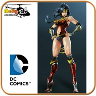 Mulher Maravilha Play Arts Variant DC Square Enix Wonder Woman