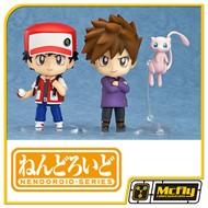 Nendoroid 612 Pokémon Trainer Red & Green
