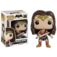 Pop Funko 86 Wonder Woman BvS