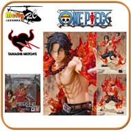 Figuarts Zero Portgas D Ace Battle Version Bandai One Piece