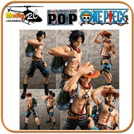 One Piece P.O.P Portgas D Ace 15Th Excellent Model Portrait of Pirates POP