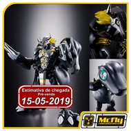 (RESERVA 10% DO VALOR) Bandai Digimon Black Wargreymon x Agumon Digimon Digivolving