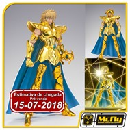 (RESERVA 10% DO VALOR) Cloth Myth Aioria Leao EX Revival Cavaleiros do Zodiaco