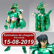 ( RESERVA 10% DAO VALOR) Cloth Myth Shiryu de Dragao V1 Revival Cavaleiros do Zodiaco