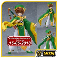 (RESERVA 10% DO VALOR) Figma 369 Syaoran Li Sacura Card Captor