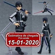 (RESERVA 10% DO VALOR) Figma 435 Kirito Alicization ver Sword Art Online