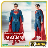(RESERVA 10% DO VALOR) Kotobukiya JUSTICE LEAGUE MOVIE SUPERMAN ARTFX+