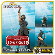(RESERVA 10% DO VALOR) S.H Figuarts Thor Ragnarok e Thunder Effect Version