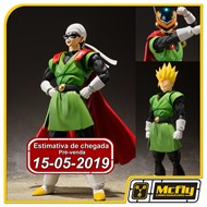 (RESERVA 10% DO VALOR) S.H Figuarts Sayaman Dragon Ball 25/05