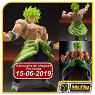 (RESERVA 10% DO VALOR)S.H Super Broly Full Power Dragon Ball 30/06