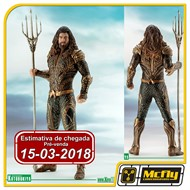 (RESERVA 10% DO VALOR) KOTOBUKIYA JUSTICE LEAGUE MOVIE AQUAMAN ARTFX+