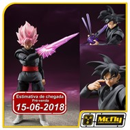 (RESERVA 10% DO VALOR) S.H Figuarts Goku Black Dragon Ball Z