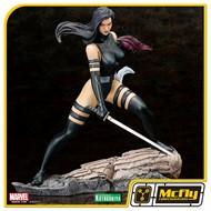 Kotobukiya Fine Art Psylocke Elisabeth Braddock X-men X-force