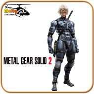 Raiden Metal Gear Solid 2 - Square Enix Play Arts