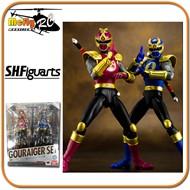 S.H Figuarts Power Ranger Gouraiger Set