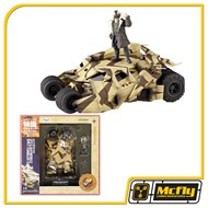 Revoltech Batmobile Tumbler Cannon 047 Batman The Dark Kinight Rises