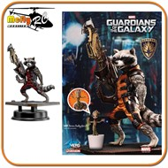 Guardians of the Galaxy Rocket Raccoon + Groot Guardioes das Galaxias Dragon