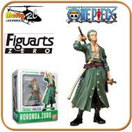 Figuarts Zero One Piece Roronoa Zoro Bandai Original new world