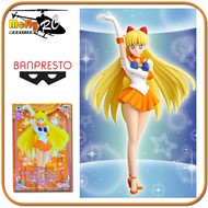 Banpresto Pretty Guardian Sailor Venus Sailor Moon