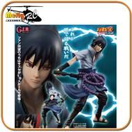 G.e.m. Naruto Shippuden Uchiha Sasuke Original 18cm Lacrado