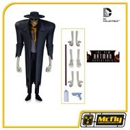 The New Batman Adventures Scarecrow - Batman animated series